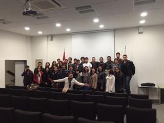 DÖDER 1. Delegasyon Toplantısı Yapıldı