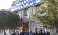 Türkiye Turnesi Ziya Kalkavan Denizcilik Anadolu Teknik Lisesi