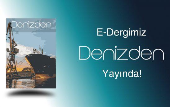 Denizden Dergisi 3. Sayı Yayınlandı