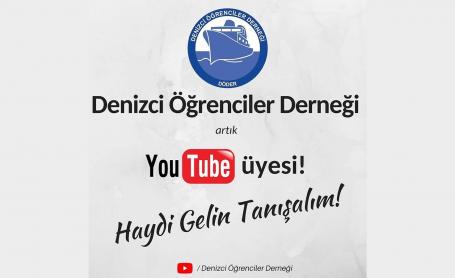 DÖDER Youtube Kanalı Açıldı!